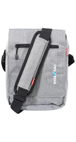 KlickFix Smart Bag Cykeltaske S grå